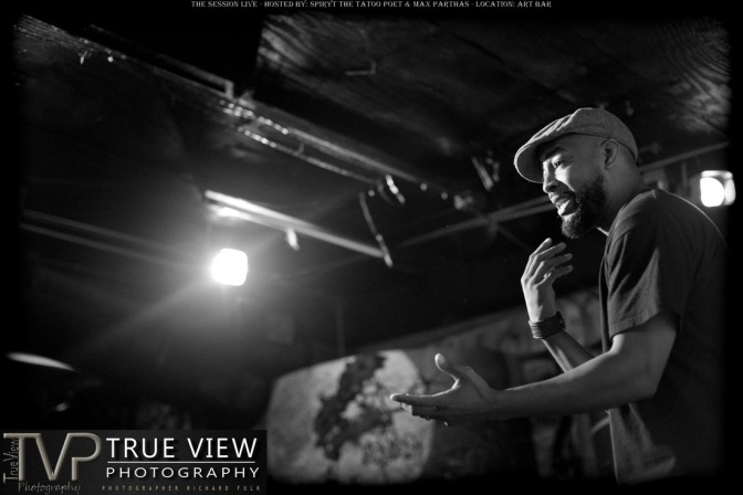 Interview with All Def Poet Moody Black