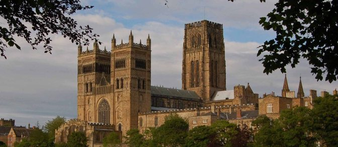 Durham Cathedral (video)